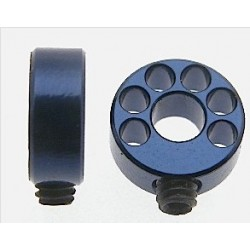 Axle Stoppers Lightened for 3mm Axles